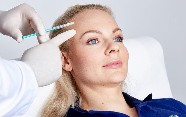 Faltenbehandlung Botox Linz, Bild: Botox Linz Faltenbehandlung