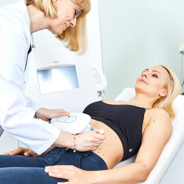 Kryolipolyse zweite Behandlung 1 Zone in Linz ➤ Kryolipolyse Behandlung an 1 Körper Zone. Fettreduktion durch Kälte Behandlung! Folgepaket Kryolipolyse Linz