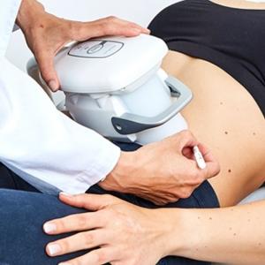 Kryolipolyse zweite Behandlung 2 Zonen in Linz ➤ Kryolipolyse Behandlung an 2 Körper Zonen. Fettreduktion durch Kälte Behandlung! Folgepaket Kryolipolyse