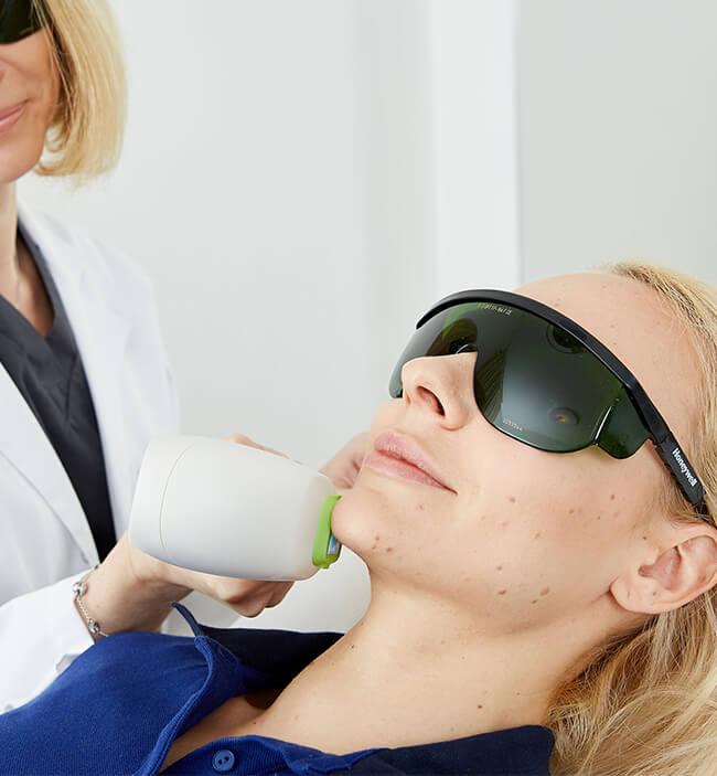 Laser Haarentfernung Linz, medical SPA, Kollerbeauty,