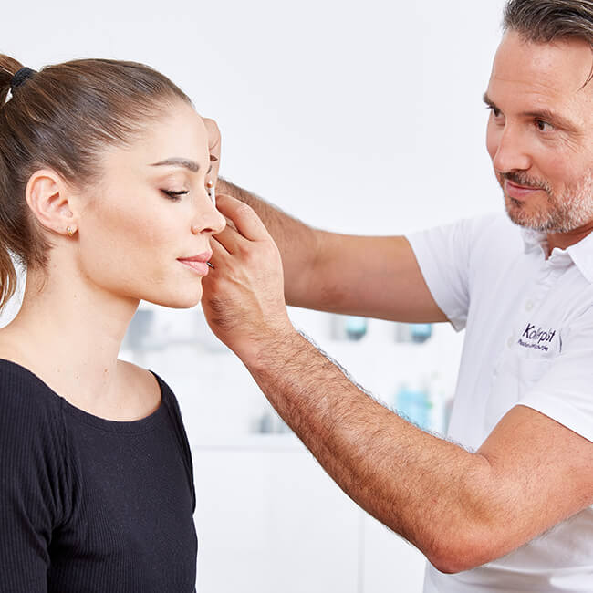 Schönheitsoperationen, Augenlider Operation (Schlupflider OP) direkt in Linz