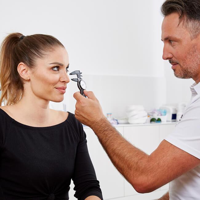 Schönheitsoperationen, Nasenkorrektur in Linz. Naren OP, Nasenspitzenkorrektur, Nasen Operation in Linz