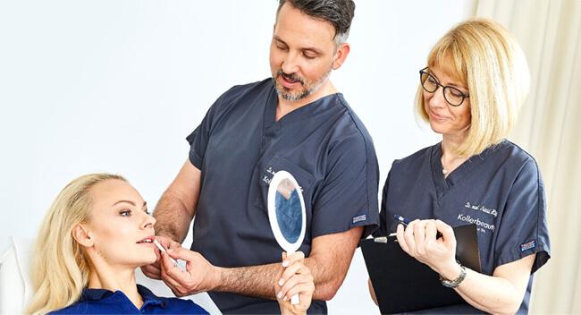 Kollerbeauty Linz Dr Koller. Schönheitsbehandlung Linz, Anti Aging